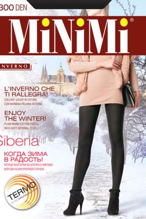 Колготки из хлопка для женщин SIBERIA 300 Minimi