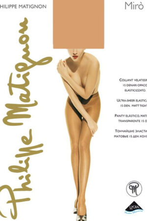 Женские классические колготки MIRO 15 Philippe Matignon