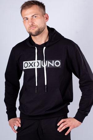 Фуфайка OXO 0681-227 FOOTER 01 худи с капюшоном Oxouno