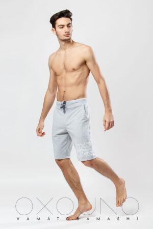 Домашняя одежда для мужчин OXO 0252 шорты с надписью Oxouno
