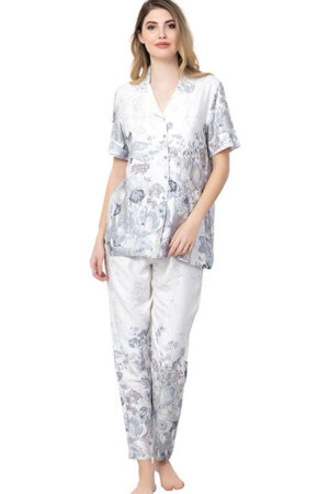Женская пижама 3405 Пижама с брюками Reina