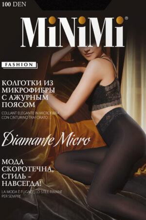 Женские классические колготки DIAMANTE MICRO 100 Minimi