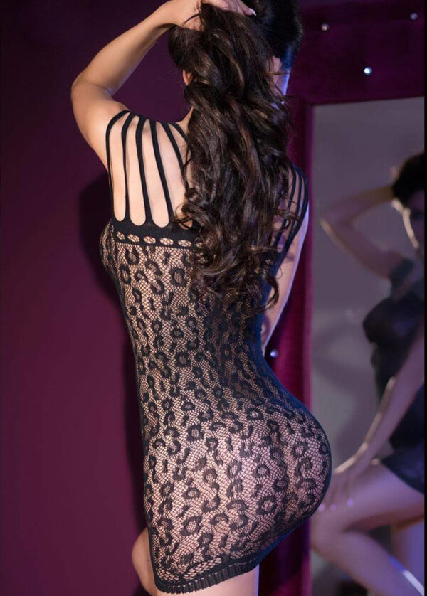 Эротические мини-платье Платье CR_4101 Chilirose