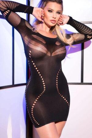 Эротические мини-платье Платье CR_4098 Chilirose