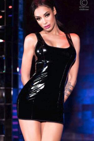 Эротический комплект белья Комплект CR_4276 платье+стринги Chilirose