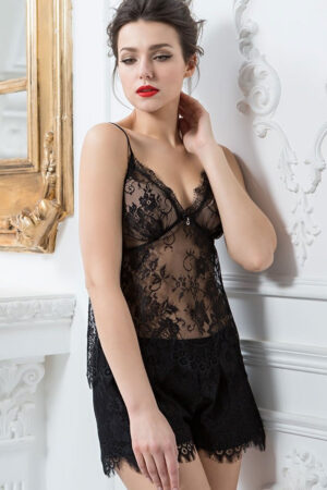 Эротический комплект белья 2122 Комплект Шанель Фашн Mia Amore