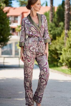 Женская пижама 3616 Комплект Эстель Mia Amore