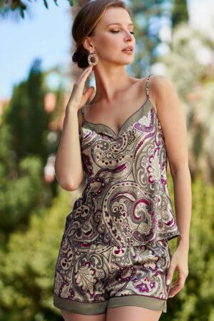 Женская пижама 3612 Комплект Эстель Mia Amore