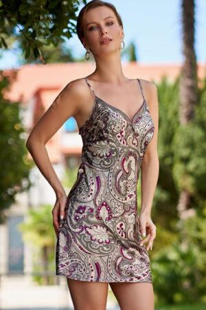 Женская сорочка 3610 Комбинация Эстель Mia Amore