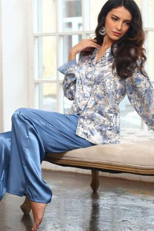 Женская пижама 5916 Комплект Дольче Вита Mia Amore