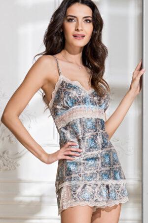 Женская пижама 9692 Комплект Палермо Mia Amore