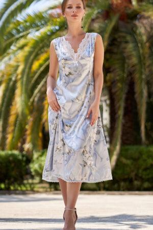 Женская сорочка 3608 Комбинация Новелла Mia Amore