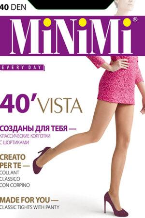 Женские классические колготки VISTA 40 Minimi