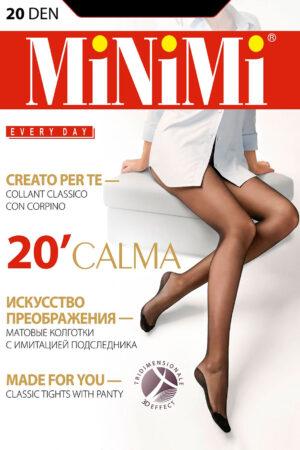 Женские классические колготки CALMA 20 Minimi