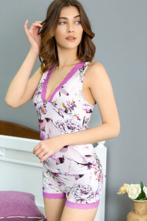 MAGNOLIA 697 пижама Leinle