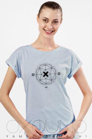 Женская футболка 156 KULIR 03 футболка Oxouno
