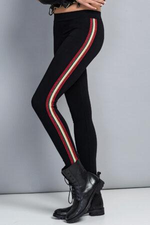 Леггинсы с хлопком JADEA 4082 leggings