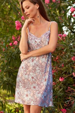 Женская сорочка 8591 Комбинация Arianna Mia Amore