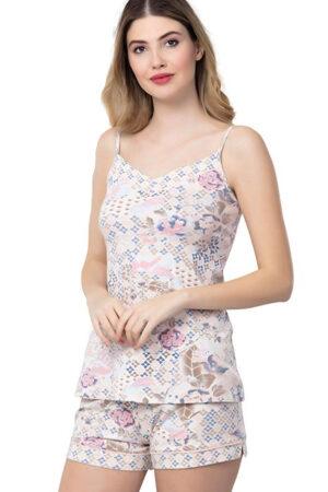 2201 Пижама с шортами Reina