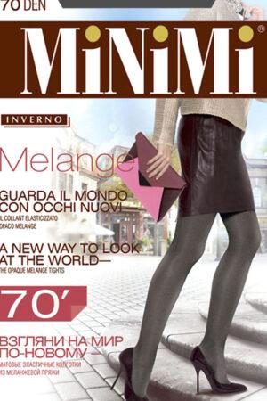 Женские классические колготки MELANGE 70 Minimi