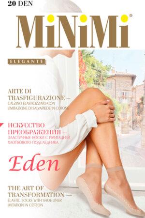 Женские классические носки EDEN носки Minimi