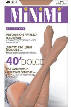 Классические гольфы DOLCE 40 (2 п.) гольфы Minimi