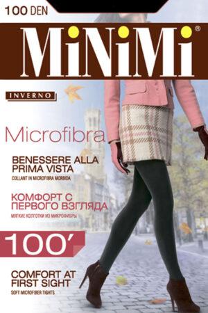 Женские классические колготки MICROFIBRA 100 Minimi