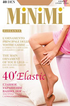 Классические гольфы ELASTIC 40 lycra (2 п.) гольфы Minimi
