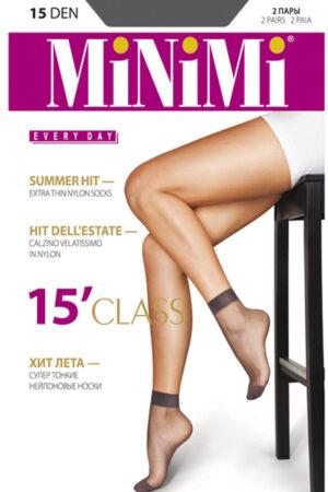 Женские классические носки CLASS 15 (2 п.) носки Minimi