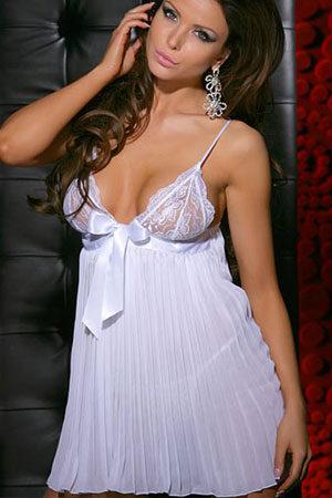 Комплект Femme Fatale сорочка+трусики Caprice
