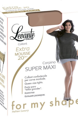 Extra Mousse 20 Super Maxi Levante