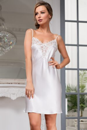 3550 Комбинация Белый лебедь Mia-Amore