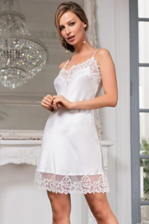 3554 Комбинация Белый лебедь Mia-Amore