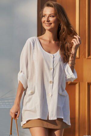 1352 Рубашка пляжная Аргентина Mia-Amore