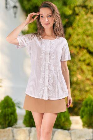 1400 Рубашка пляжная Аргентина Mia-Amore
