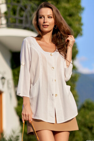 1351 Рубашка Калифорния Mia-Amore