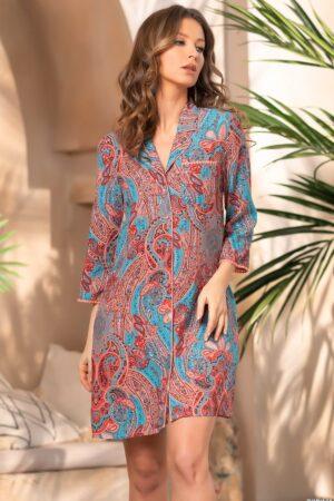 1647 Рубашка Афина Mia-Amore