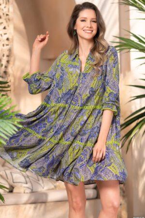 1649 Рубашка Афина Mia-Amore
