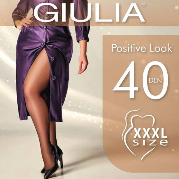 POSITIVE LOOK 40 колготки Giulia