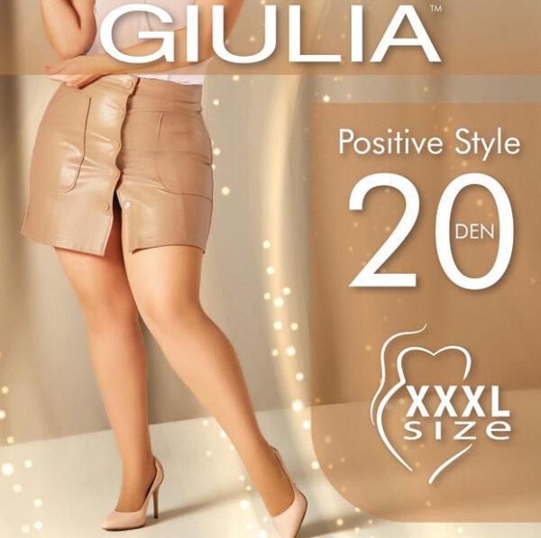 POSITIVE STYLE 20 колготки Giulia