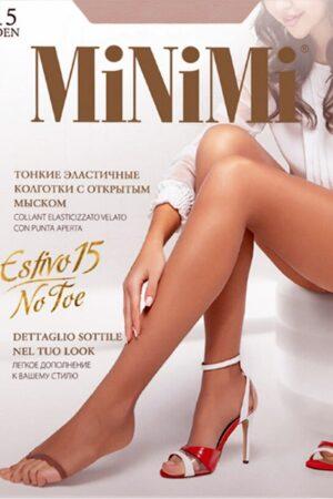 ESTIVO 15 NO TOE колготки Minimia